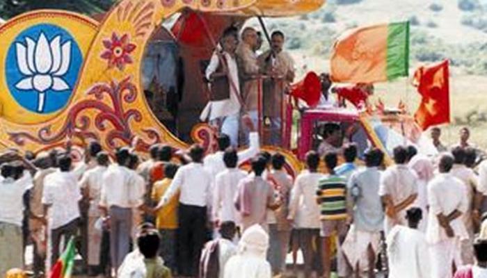 রাজ্যে বেশি সংখ্যায় পদ্মফুল ফোটানোর লক্ষ্যে শুরু হচ্ছে রথযাত্রা