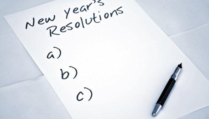 নতুন বছরের কিছু সহজ সংকল্প