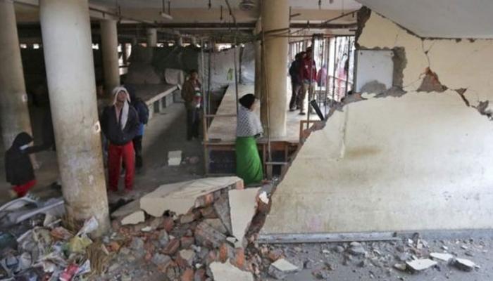 ইম্ফলে ভূমিকম্পে ব্যাপক প্রভাব বাংলাদেশে, মৃত্যুর পাশাপাশি আহত শতাধিক