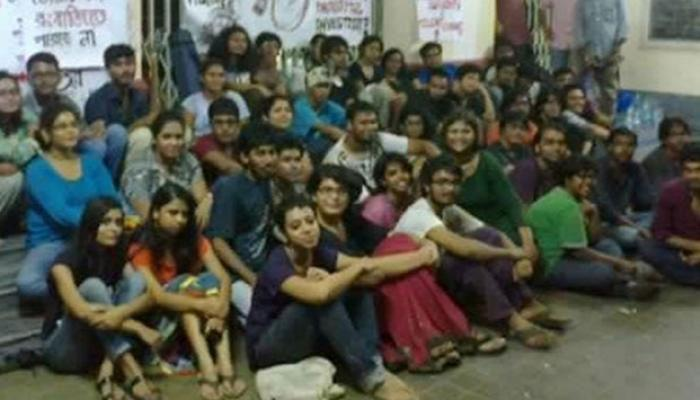আজ আচার্য-রাজ্যপালের সঙ্গে দেখা করবে যাদবপুরের ৩ ছাত্র সংসদের প্রতিনিধিরা