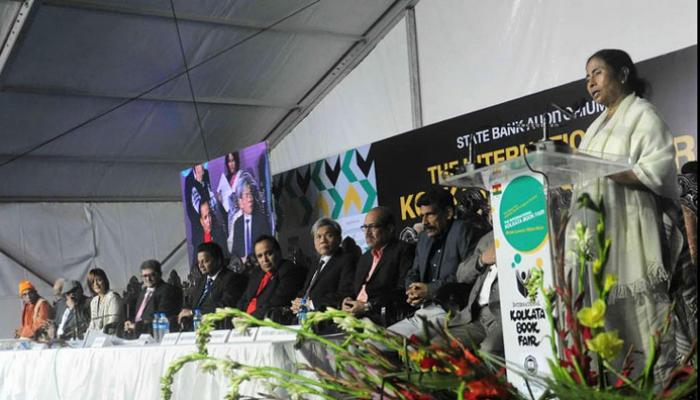 রেড রোডের মঞ্চে সরকারের সাফল্য তুলে ধরার অনুষ্ঠানে ভোটের দামামা বাজালেন মুখ্যমন্ত্রী
