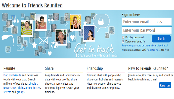how much is friends reunited dating Friends reunited launched in the year 2000 and was bought by broadcaster itv for £175m ($250m) in 2005 however, it failed to keep pace with other social networks.