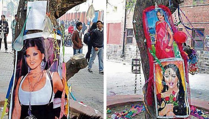 ভ্যালেনটাইন ডে'তে দিল্লি বিশ্ববিদ্যালয়ে বন্ধ 'কুমারী পুজা'