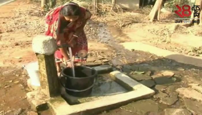 লম্ফ নয়, জঙ্গলমহলের গ্রামগুলিতে এখন জ্বলে বিদ্যুতের আলো