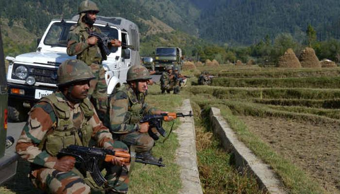 কাশ্মীরে সেনাবাহিনীর গুলিতে মৃত ৩ হিজবুল জঙ্গি