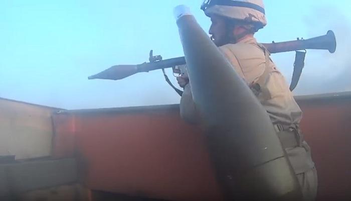 যুদ্ধ করতে ভয় পায় ISIS জঙ্গিরা! (ভিডিও)