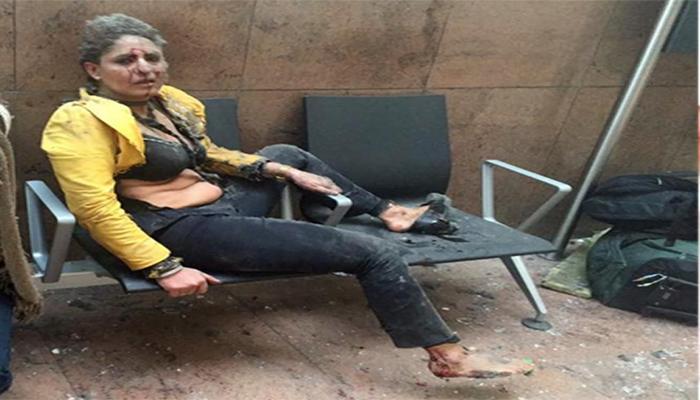 আতঙ্ক কাটিয়ে দেশে ফিরলেন ব্রাসেলস বিস্ফোরণের সেই 'মুখ'