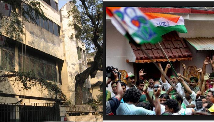 আলিমুদ্দিনের 'মন ভালো নেই', কালীঘাটে 'আজই বসন্ত'