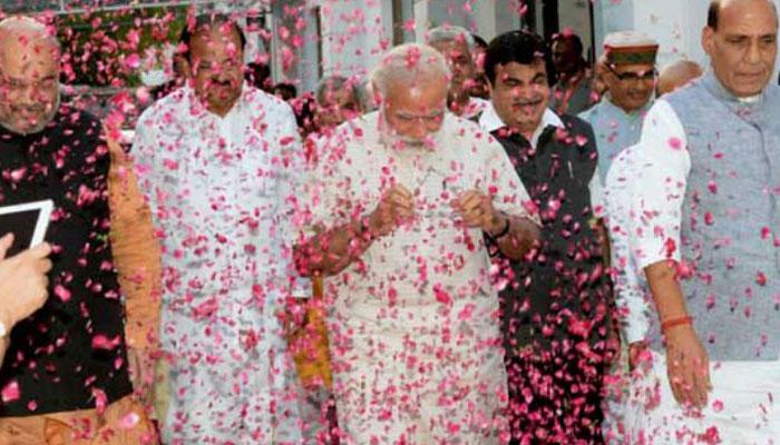 শিশু কন্যাদের জন্য মোদী সরকারের প্রকল্প অনুষ্ঠান 'জারা মুসকুরা দো'