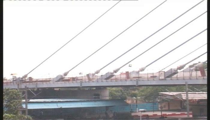৬ মাসের মধ্যে চালু হচ্ছে বর্ধমান স্টেশন লাগোয়া ৪ লেনের ঝুলন্ত সেতু