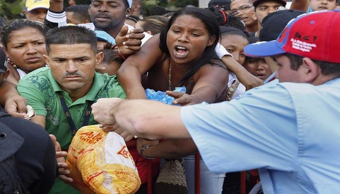 তীব্র খাদ্য সঙ্কটে ভেনেজুয়েলা, সুপ্রিম কোর্টের রায়ে সমকামী বিবাহ অবৈধ দক্ষিণ কোরিয়ায়