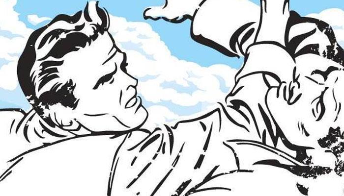 রাস্তায় বাইককে পাশ দেওয়াকে কেন্দ্র করে দুই পাড়ার গণ্ডগোলে রণক্ষেত্র পাঁচলা