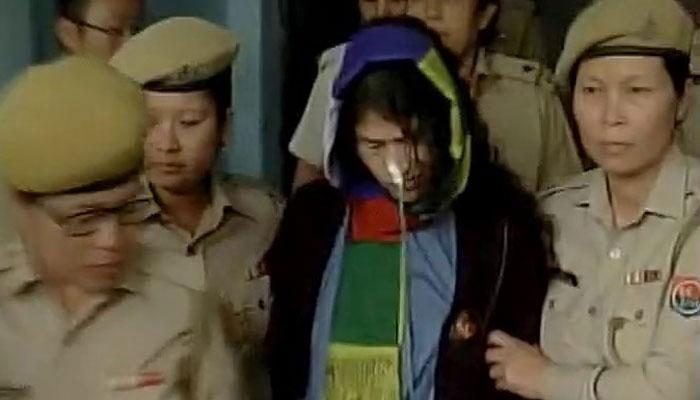 """""""আমি মুখ্যমন্ত্রী হয়ে আফস্পা প্রত্যাহার করতে চাই"""" লৌহ মানবীর হুঙ্কার"""
