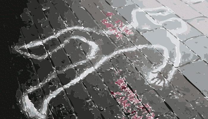 পার্ক স্ট্রিটের রিপন স্ট্রিট ক্রসিংয়ের ফুটপাথে উদ্ধার মহিলার দেহ!