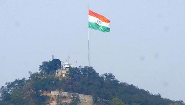 ভারতের উচ্চতম জাতীয় পতাকা