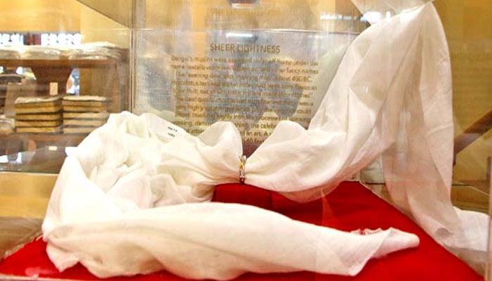 মসলিনকে বিশ্বের দরবারে পৌছতে রোমের সঙ্গে হাত মেলাল রাজ্য খাদি বোর্ড