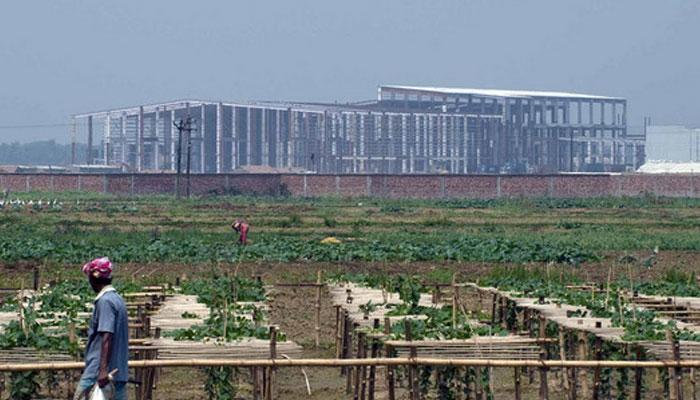 সিঙ্গুরে সেড ভাঙার তোড়জোর শুরু করে দিল রাজ্য সরকার
