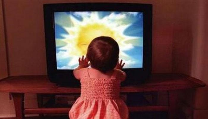 শিশু ও টিভি