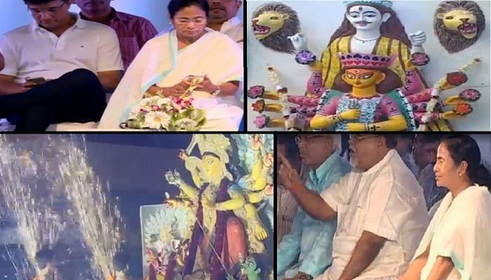 বিশ্বের সেরা কার্নিভ্যাল হল আজ কলকাতায়, আসছে বছর ৭৫টি ঠাকুরের শোভাযাত্রা : মমতা ব্যানার্জি