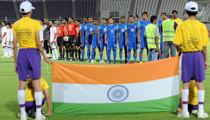 গত ছয় বছরে এটাই ভারতীয় ফুটবল দলের সেরা র্যাঙ্কিং