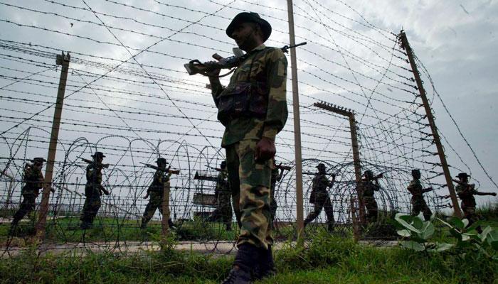 পাক বাহিনীর গুলিতে প্রাণ গেল BSF জওয়ানের