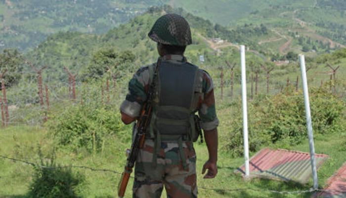 সীমান্তে পাক সেনার গুলিতে শহিদ BSF জওয়ান