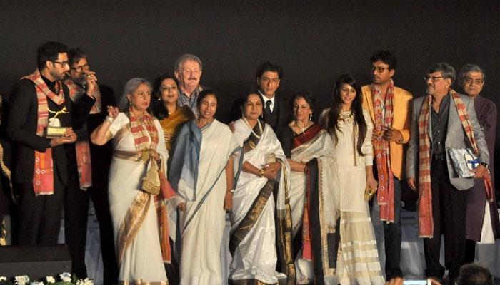 কার্ডে নাম নেই, কলকাতা আন্তর্জাতিক চলচ্চিত্র উত্সবের সূচনায় আসছেন শাহরুখ