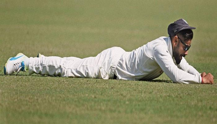 রাজকোট টেস্টের চতূর্থ দিনের শেষে কী অবস্থা ম্যাচের জানুন