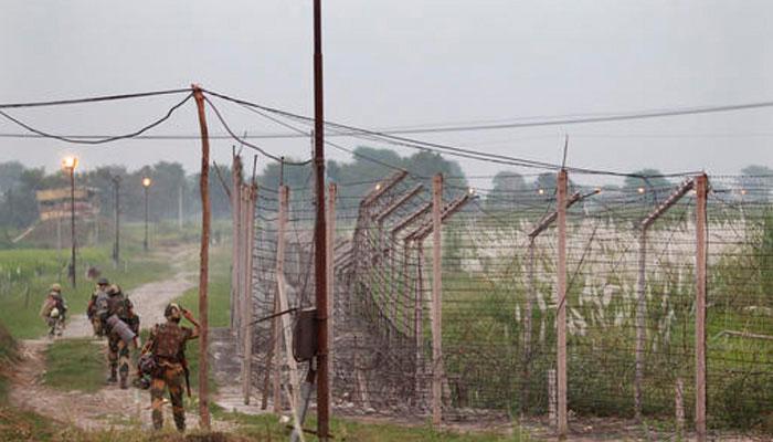 পাক সেনার গুলিতে জম্মুতে আহত BSF জওয়ান