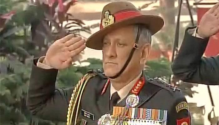 'প্রয়োজনে সীমান্তে শক্তি প্রদর্শনও করতে পারে ভারতীয় সেনাবাহিনী'