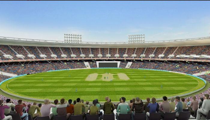 আমেদাবাদে তৈরি হচ্ছে 'বিশ্বের সবথেকে বড়'  ক্রিকেট মাঠ, খরচ ৭০০ কোটি