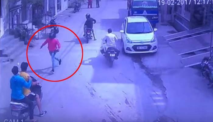 দিল্লিতে তরুণ ক্রিকেটারকে গুলি করে খুন, ছবি ধরা পড়েছে CCTV ক্যামেরায়