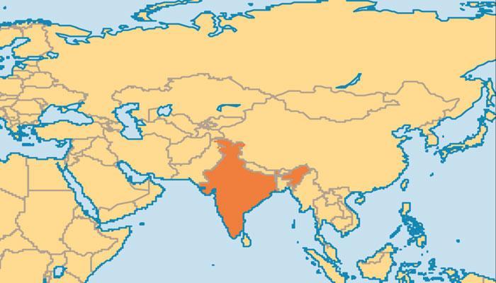 মহাকাশ থেকে রাতের বেলায় কেমন লাগে ভারতকে? ছবি প্রকাশ করল নাসা