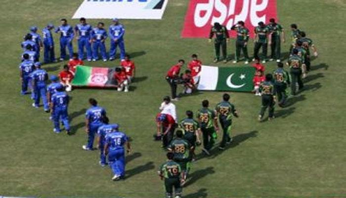 পাকিস্তানের বিরুদ্ধে প্রীতি টি-টোয়েন্টি ম্যাচ বাতিল করল আফগানিস্তান