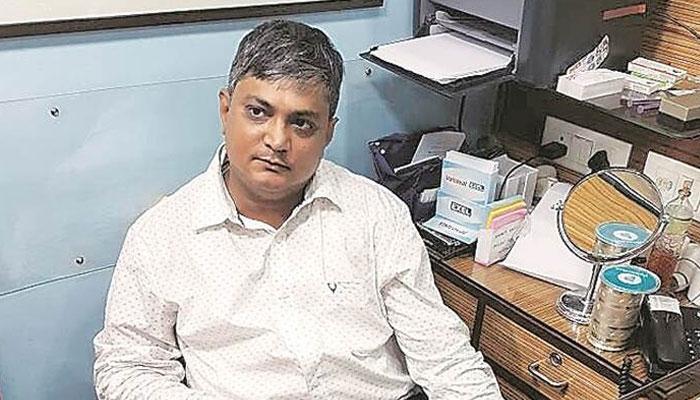 CID হেফাজতে ভুয়ো চিকিত্সক, তারপরেও কলকাতা মেডিক্যাল কলেজের সভায় বক্তা হিসেবে নাম রয়েছে নরেন পাণ্ডের
