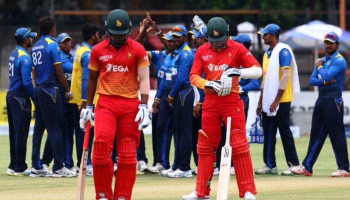 দীর্ঘ ১৫ বছর পর শ্রীলঙ্কা সফরে আসছে জিম্বাবোয়ে ক্রিকেট দল