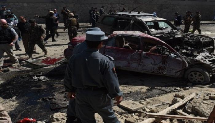 শক্তিশালী গাড়ি বোমা বিস্ফোরণে আফগানিস্থানে নিহত ২০, আহত ৫০