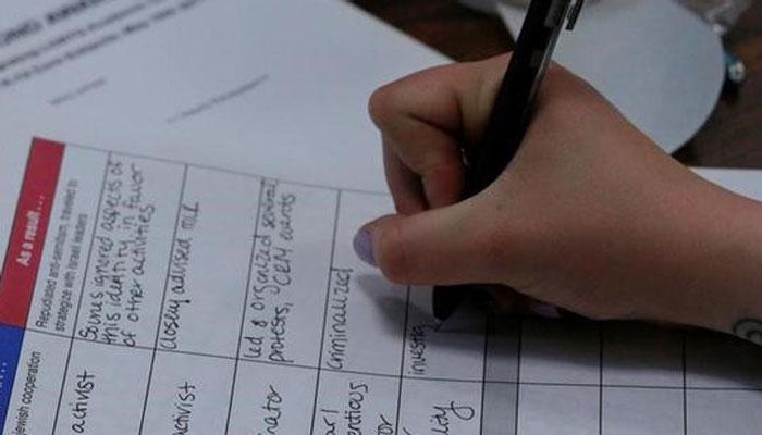 স্কুলের হোমটাস্কে সুইসাইড নোট লিখতে দিয়ে বিপাকে ইংরেজি শিক্ষক