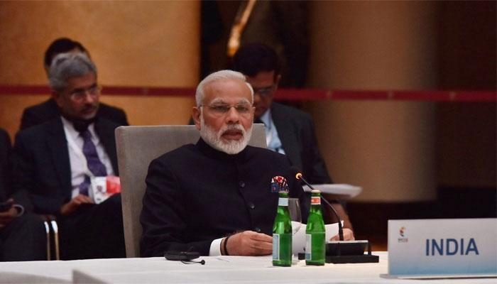 BRICS বৈঠকে সন্ত্রাসবাদের বিরুদ্ধে একজোট হওয়ার ডাক মোদীর