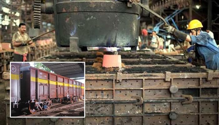 কেন্দ্রের ভুল নীতি?আসানসোলে তালা পড়ল ওয়াগান তৈরির কারখানায়, আন্দোলনে ডান-বাম সব পক্ষই