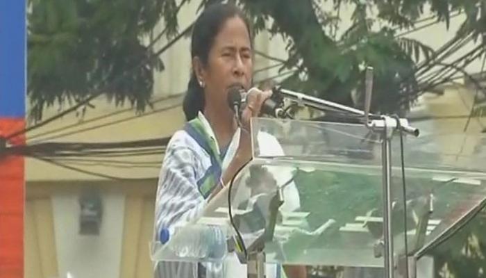 ২০১৯-এর লোকসভা নির্বাচনে রাজ্যে BJP-কে একটি আসনও দেব না : মমতা