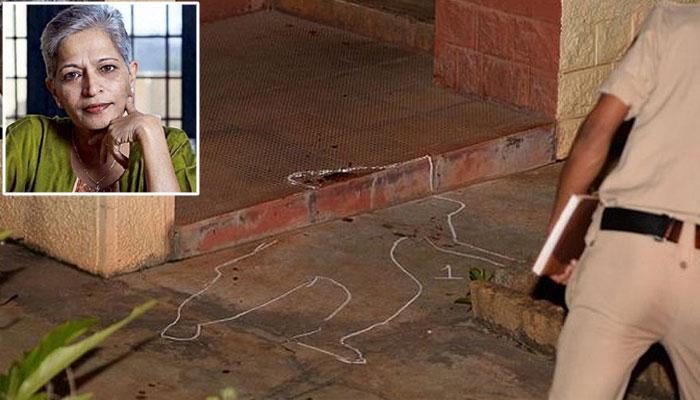 গৌরী লঙ্কেশের হত্যাকারীকে ধরিয়ে দিলে মিলবে ১০ লাখের ইনাম