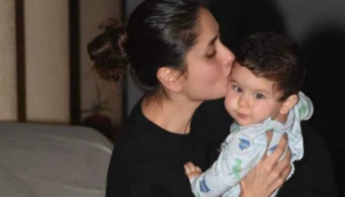 জন্মদিনে তৈমুরকে চুমুতে ভরিয়ে দিলেন করিনা, দেখুন সেই ছবি