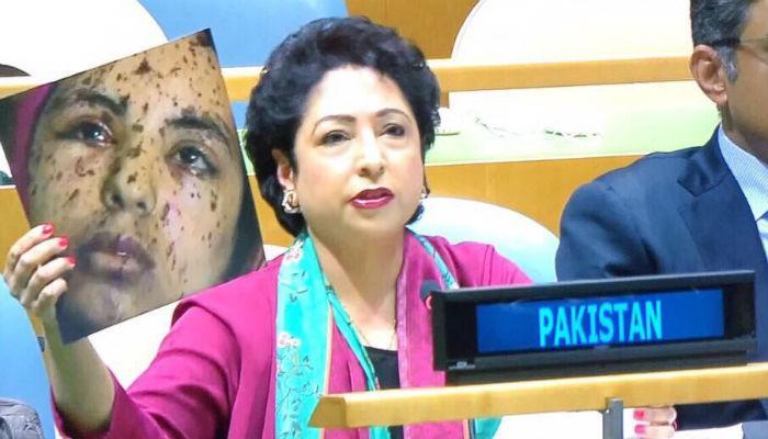 ভারতের বিরুদ্ধে অভিযোগ প্রমাণে ভুয়ো ছবি দেখিয়ে রাষ্ট্রসংঘে মুখ পুড়ল পাকিস্তানের