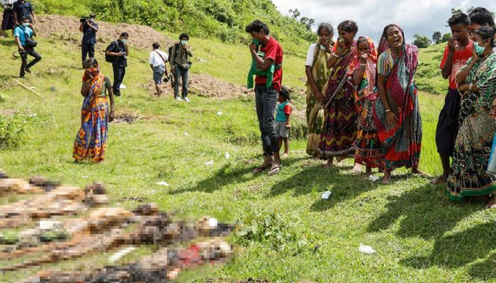হিন্দু গণহত্যায় যুক্ত রোহিঙ্গাদের বিরুদ্ধে মায়ানমারকে ব্যবস্থা নিতে বলল ভারত সরকার