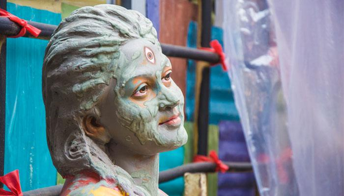 রেড রোডে মেগা কার্নিভাল, সামিল বাছাই করা ৬৬টি প্রতিমা বিসর্জনের শোভাযাত্রা