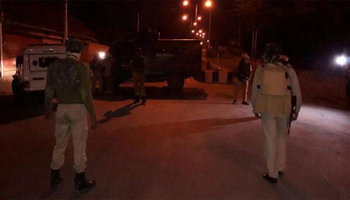 শ্রীনগরের BSF  ক্যাম্পে জঙ্গি হানা, ৩ জওয়ান আহত, ১ জঙ্গি মৃত