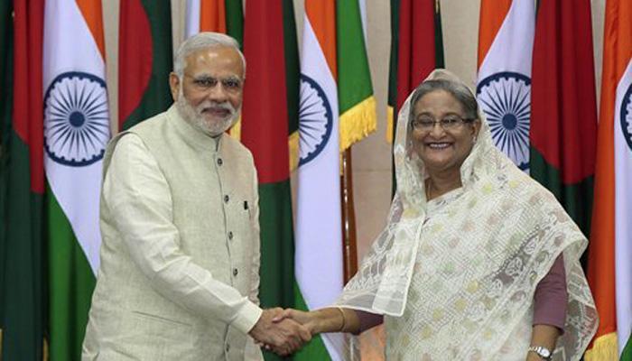 বাংলাদেশের পরিকাঠামো উন্নয়নে ৪.৫ বিলিয়ন মার্কিন ডলার ঋণ দিল ভারত