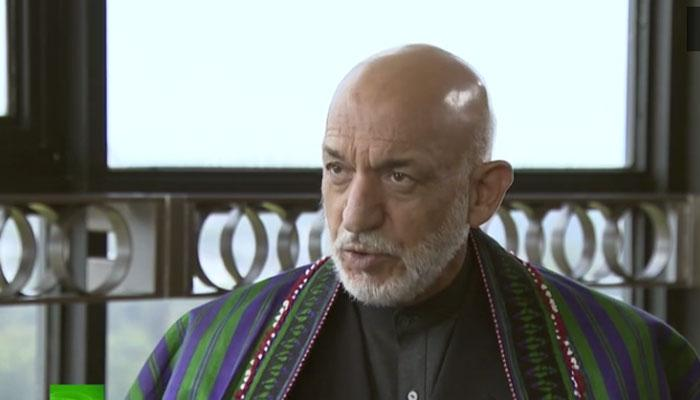 আফগানিস্তানে ইসলামিক স্টেটকে সাহায্য করছে মার্কিন সেনা, অভিযোগ কারজাইয়ের
