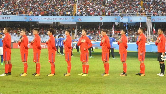 চিলির ফুটবলাররা জাতীয় সঙ্গীত নিয়ে যা করল, তা গর্বিত করেছে সবাইকে